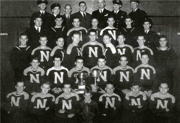 1944 Grey cup Champions